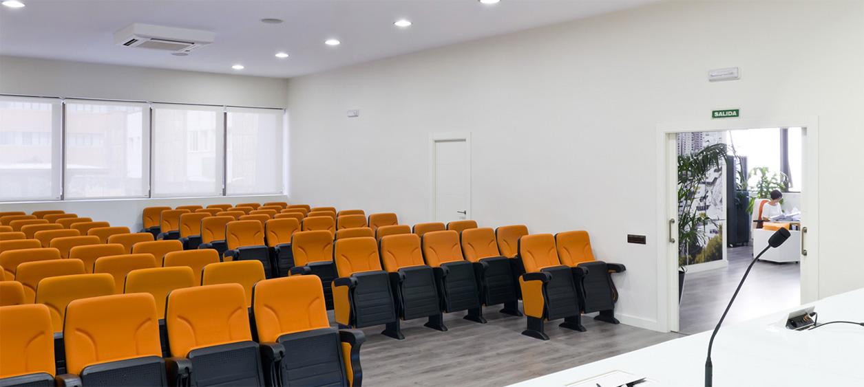 Renovacion del Colegio de Administradores de Fincas de Malaga