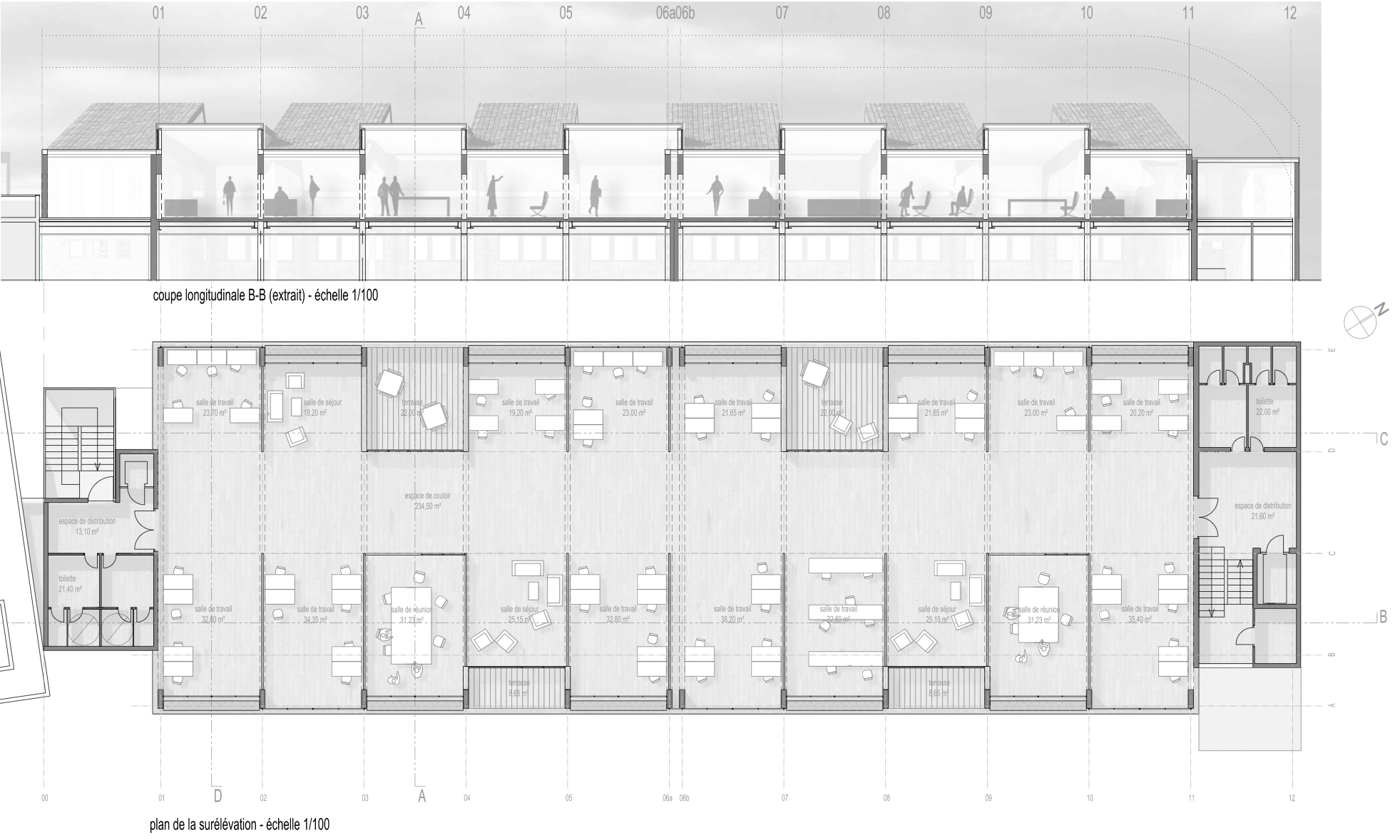 Glosario de arquitectura 3 optimizaci n de espacios for Requisitos para estudiar arquitectura