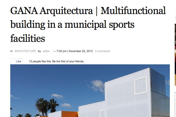Arthitectural Fdo. Hierro