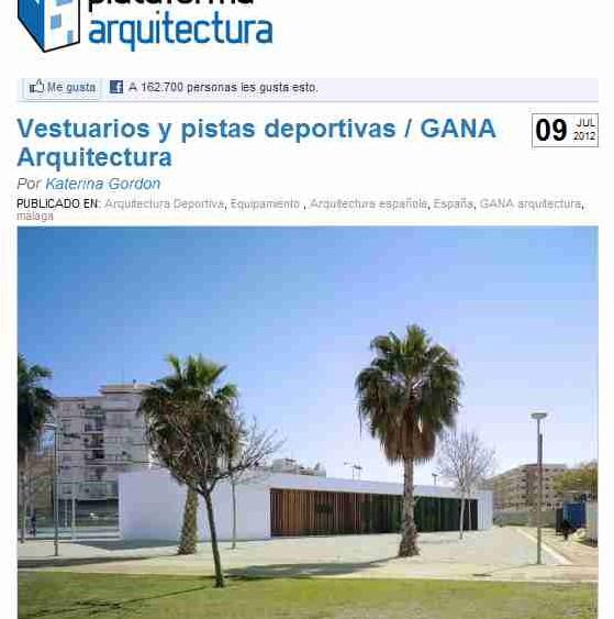 Plataforma Arquitectura_RET