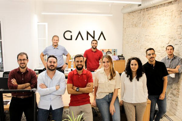 GANA has been awarded by the Board of Architects of Malaga as the BEST COMPANY