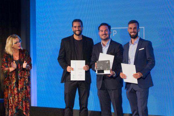 GANA recibe el Premio Malaga Arquitectura 2020 como mejor Empresa